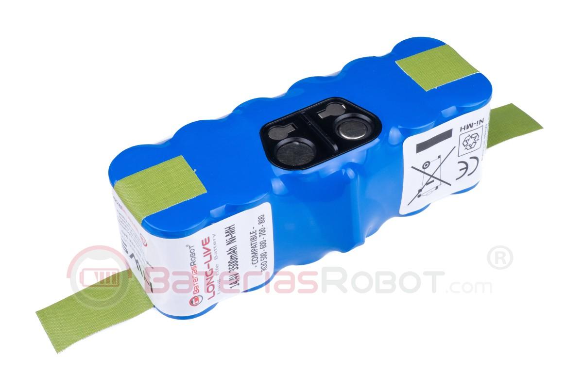 Bateria Roomba Long Life 32 23 Iva Duplican La Garantia De