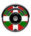 Ikurriña, Bandeira do País Basco. Adesivo para Roomba - Série 500 600