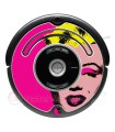 POP-ART. Vinilo para Roomba - Serie 500 600