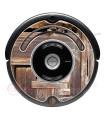 Bois cassé. Vinyle pour Roomba - Serie 500600