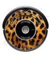 Leopardo. Vinilo decorativo para Roomba - Serie 500 600