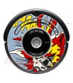 POP-ART Explosion. Vinilo Roomba iRobot - Serie 500 600