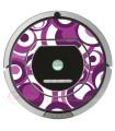 Pop 01. Vinilo decorativo para Roomba iRobot - Serie 700.