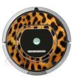 Leopardo. Vinile per Roomba - Serie 700