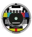 TV settings. Vinil para Roomba  - Serie 700 800