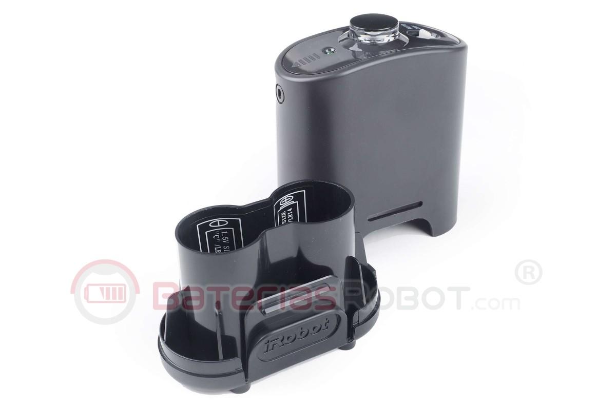 Hogar Robot Aspiradora Motor Rueda Recambio,Motor Rueda para Roomba 500//600//700//800 900 Serie Aspiradora Robot Piezas Accesorios L+R